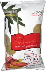Cucina Olive Oil & Chili Multigrain Quinoa Chips