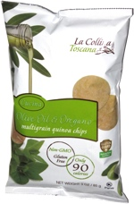 Cucina Olive Oil & Oregano Multigrain Quinoa Chips