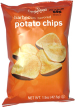 Cumberland Farms Barbecue Flavored Potato Chips