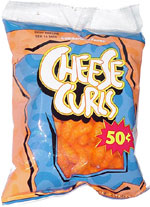 Cumberland Farms Cheese Curls