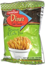 Cumberland Farms Diner Side Snacks Parmesan & Garlic Fries