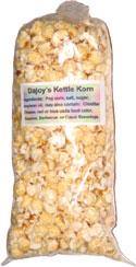 Dajoy's Regular Kettle Korn