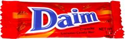 Daim Crunchy Caramel Candy Bar