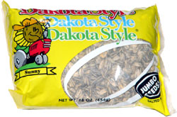 Dakota Style Sunflower Seeds