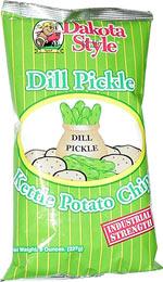 Dakota Style Dill Pickle Kettle Potato Chips