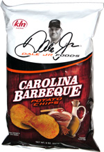Dale Jr. Foods Carolina Barbecue Potato Chips