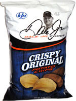 Dale Jr. Foods Crispy Original Potato Chips