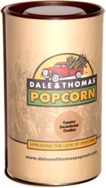 Dale & Thomas Popcorn Country Smokehouse Cheddar