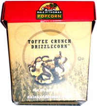 Dale & Thomas Toffee Crunch Drizzlecorn Popcorn