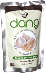 Dang Toasted Coconut Chips Original Recipe