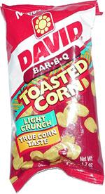 David Bar-B-Q Toasted Corn