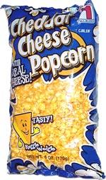 DeDenis Cheddar Cheese Popcorn