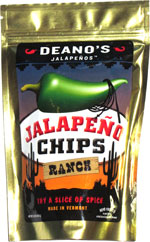 Deano's Jalapeno Chips Ranch