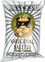 Deep River Snacks Original Salted Kettle Cooked Potato Chips