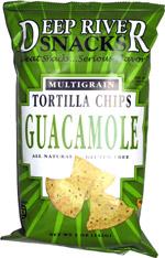 Deep River Snacks Multigrain Tortilla Chips Guacamole