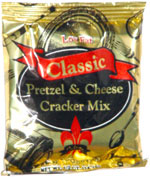 Delyse Low Fat Classic Pretzel & Cheese Cracker Mix