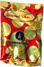 Hawaiian Airlines Gourmet Mix