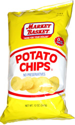 Demoulas Market Basket Potato Chips