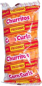 Prodiana Churritos Corn Curls