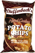 Dieffenbach's Hand Cooked Potato Chips