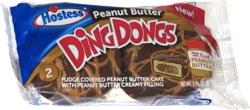 Hostess Peanut Butter Ding Dongs
