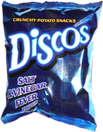 Discos Salt & Vinegar Fever