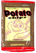 Disney Potato Chips