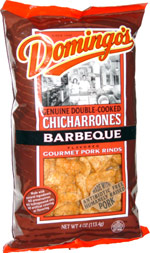 Domingo's Genuine Double-Cooked Chicharrones Barbeque