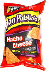 Don Pablo's Nacho Cheese Tortilla Chips