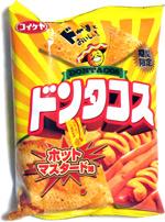 Don Tacos Hot Dog Tortilla Chips