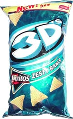 Doritos 3D's Zesty Ranch