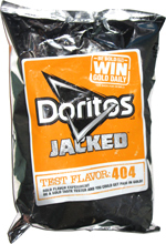 Doritos Jacked Test Flavor: 404 (Caribbean Citrus Jerk)