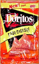 Doritos Four Cheese!