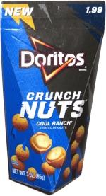 Doritos Crunch Nuts Cool Ranch
