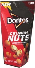 Doritos Crunch Nuts Nacho Cheese