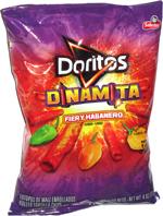Doritos Dinamita Fiery Habanero