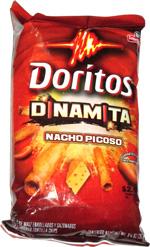 Doritos Dinamita Nacho Picoso