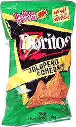 Doritos Jalapeño & Cheddar