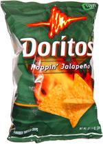 Doritos Poppin' Jalapeno
