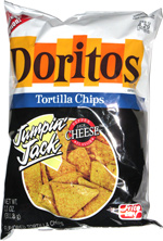 Doritos Jumpin' Jack Cheese