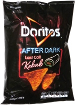 Doritos After Dark Last Call Kebab