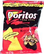 Doritos Mexican Hot Flavour