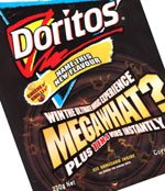Doritos Megawhat Chilli Cheese