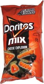 Doritos Mix Cheese Explosion