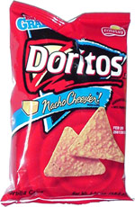 Doritos Nacho Cheesier
