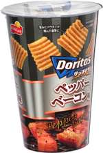 Doritos Pepper Bacon