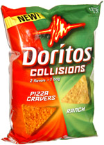 Doritos Collisions Pizza Cravers/Ranch