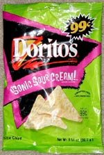 Doritos Sonic Sour Cream