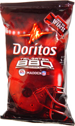 Doritos Tailgater BBQ Inspired by EA Sports Madden NFL 11