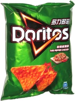 Doritos Thai Pepper Chicken